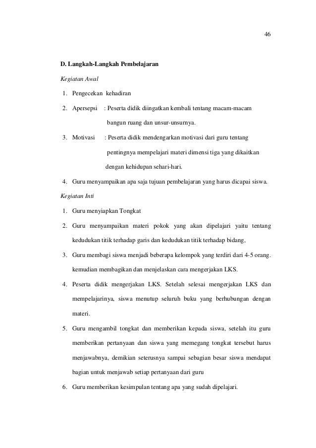 Bab 1 2 3 4 5 Daftar Pustaka Dan Lampiran