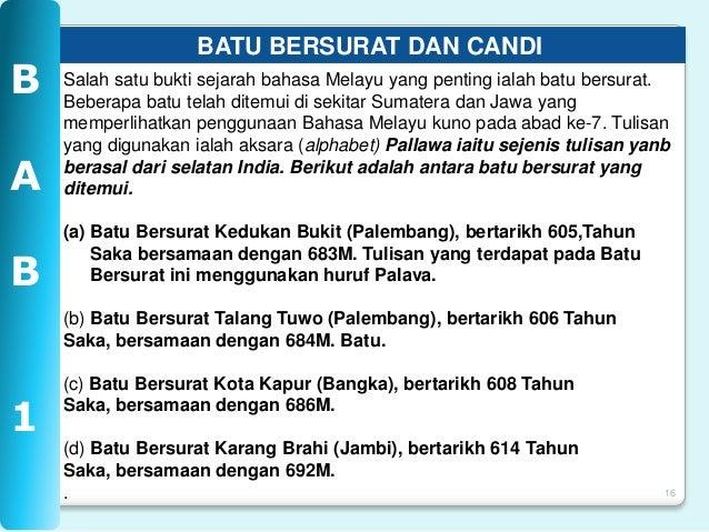 Bahasa Melayu Komunikasi Bab 1