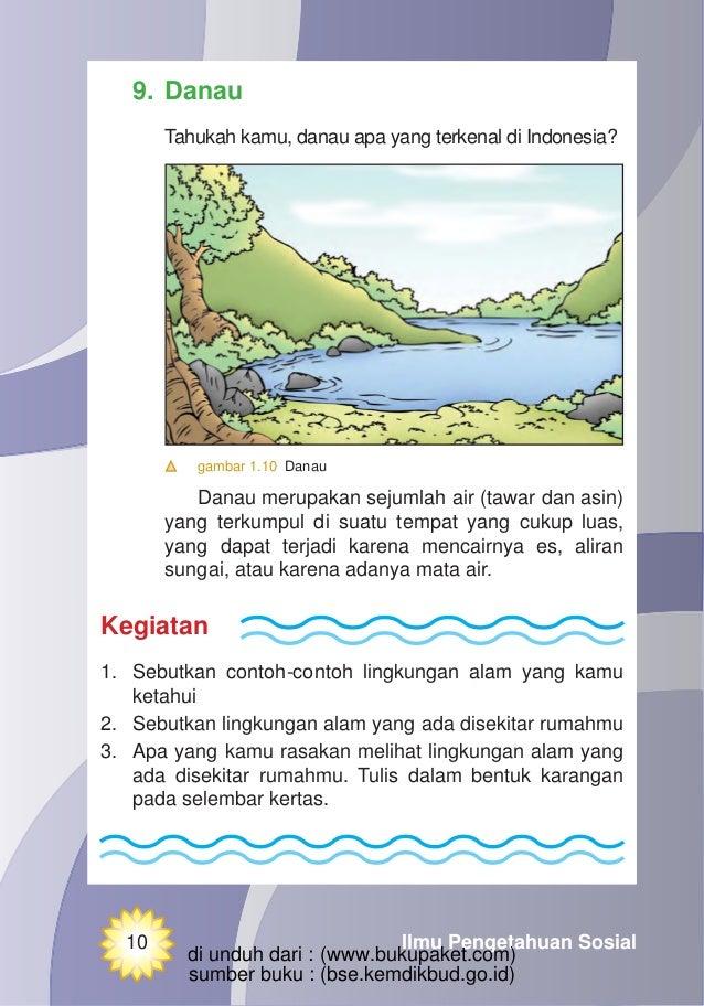 Bab 1 Lingkungan Alam Dan Buatan