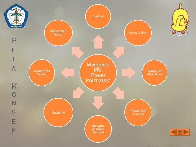 TEKNOLOGI INFORMASI DAN KOMUNIKASI  TITLE BAR & TABS  Title Bar adalah bagian dari elemen layar PowerPoint yang menampilka...