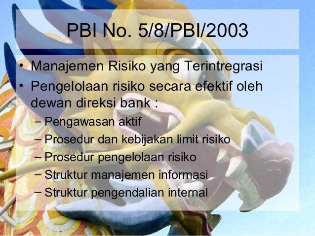 manajemen risiko Penerapan manajemen risiko bank bertujuan untuk mendukung usaha bank dalam mencapai pertumbuhan yang sehat dan berkelanjutan, sehingga dapat lebih mengoptimalkan shareholder valuehal tersebut sejalan dengan peraturan otoritas jasa keuangan nomor 18/pojk03/2016 tanggal 22 maret.