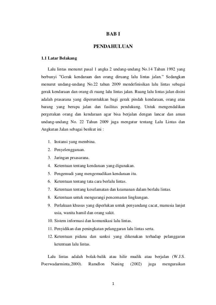 Karya Tulis Ilmiah Upaya Lembaga Pendidikan Slta Sederajat Mengatasi