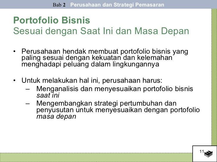 Opsi berdasarkan strategi manajemen portofolio