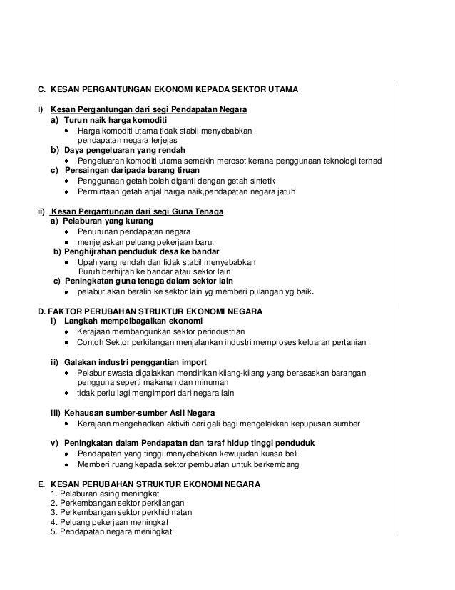 Bab 2 Ekonomi Malaysia