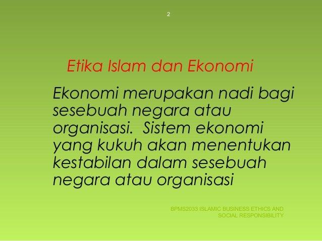 Bab 2 Etika Islam dalam Ekonomi 1daa810042