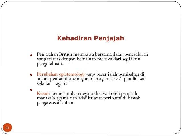 Sejarah Malaysia dan Asia STPM