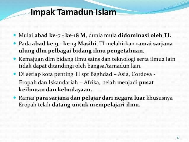 Bab 2 Tamadun Islam