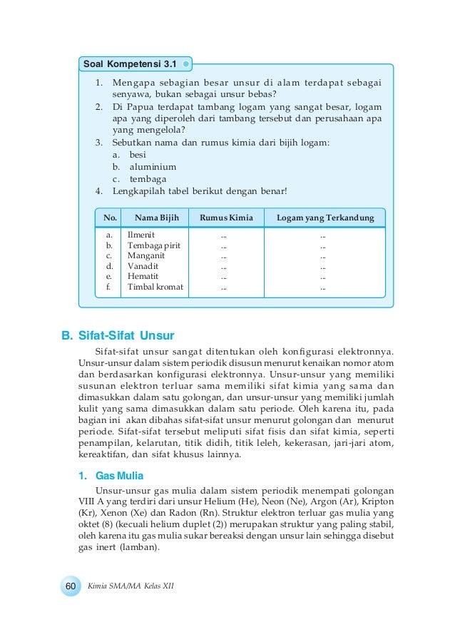 Bab 3 Kimia Unsur