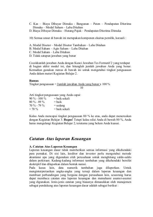 Bab 3 akuntansi keuangan menengah