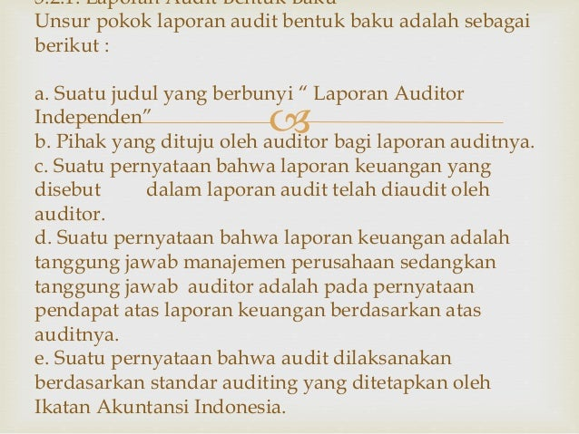 Auditing 3
