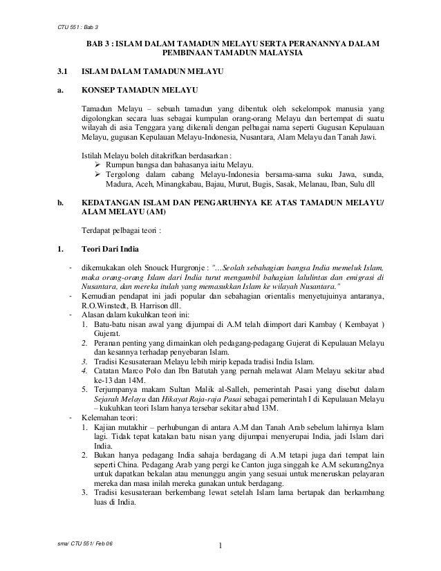 Bab3 Tamadun Melayu