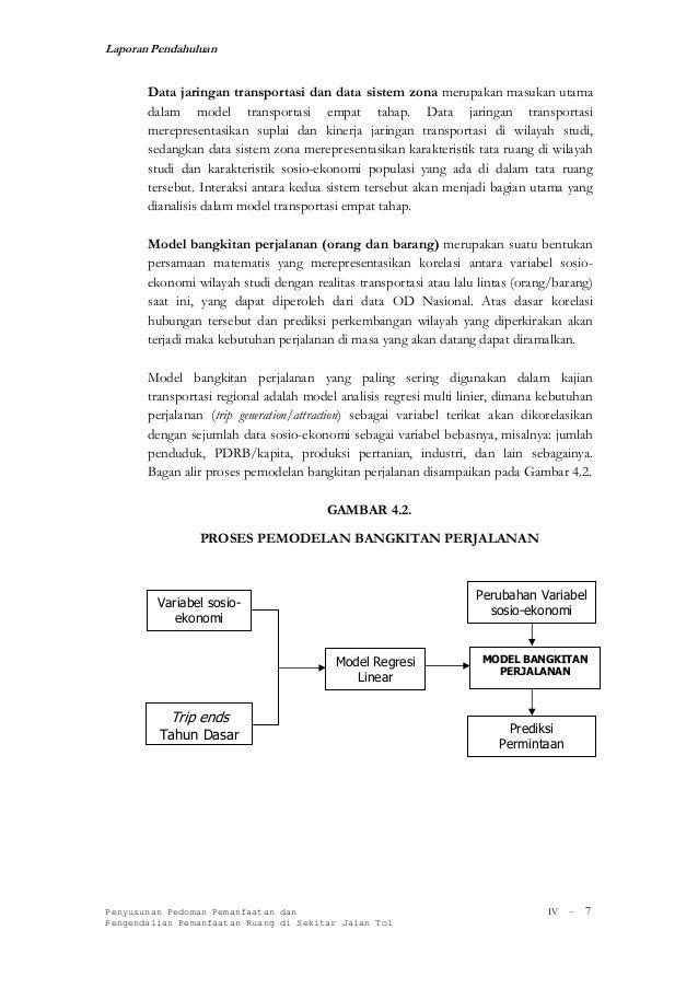 Bab4 7 laporan pendahuluan data jaringan transportasi ccuart Gallery