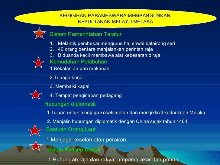 Bab 1 Pengasasan Kesultanan Melayu Melaka