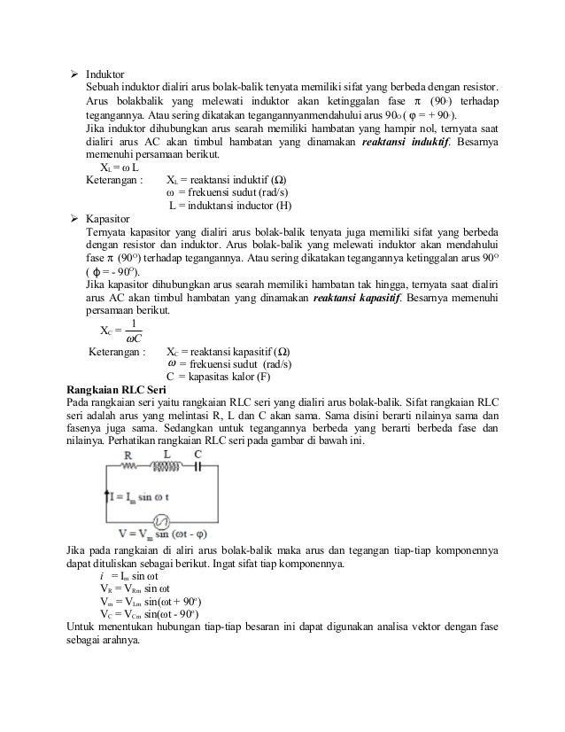 Bab 4 Listrik Arus Bolak Balik Ac