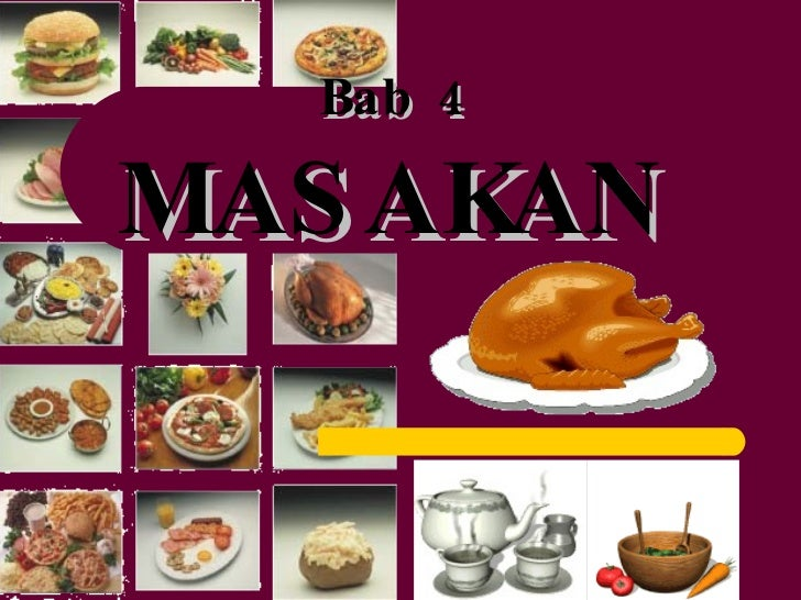 Bab 4 MASAKAN