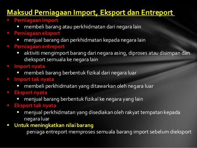 Bab 4 Perniagaan Antarabangsa