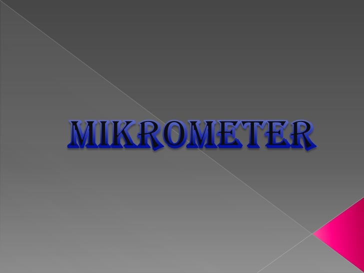 bab 5 pengukuran mikrometer. Black Bedroom Furniture Sets. Home Design Ideas