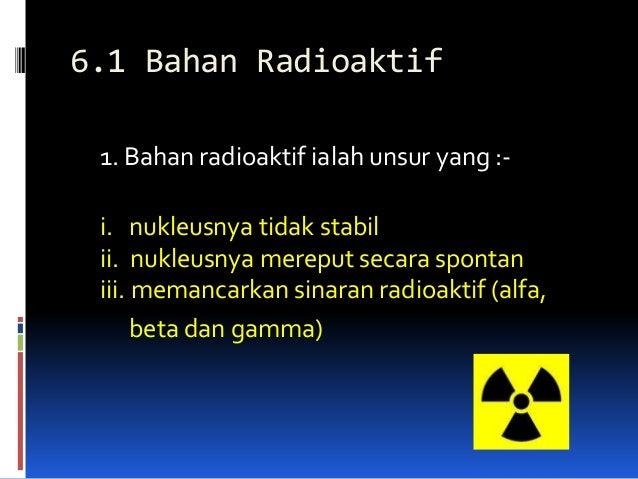 bab 6 tenaga nuklear