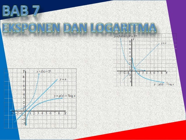Standar Kompetensi: Menggunakan aturan yang berkaitan dengan fungsi eksponen dan logaritma dalam pemecahan masalah Kompete...
