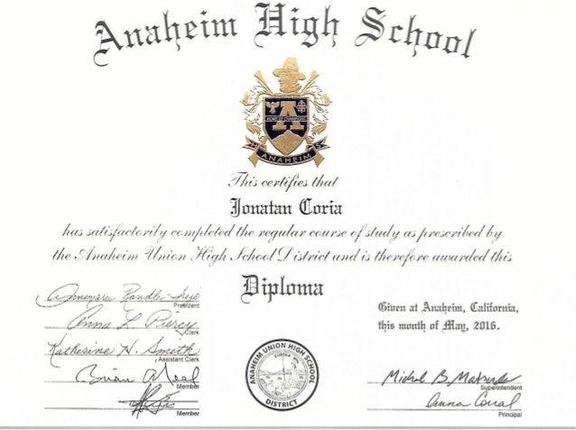 AHS Diploma_JonatanCoria