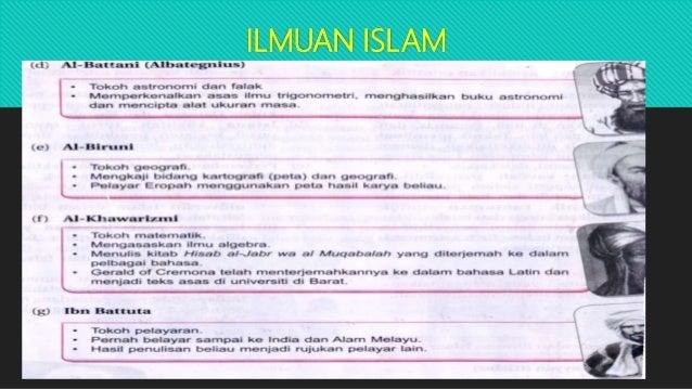 Folio Sejarah Tingkatan 1 Tamadun Islam Dan Sumbangannya
