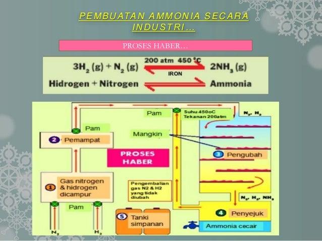 BAJA AMMONIUM. Tumbuh-tumbuhan memerlukan unsur nitrogen protein yang diserap oleh tumbuhan dalam bentuk ion nitrat yang ...