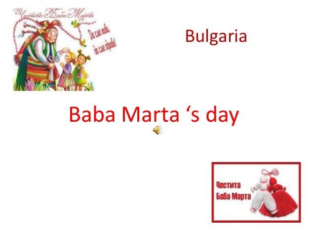 Baba marta s day bulgaria baba marta s day m4hsunfo