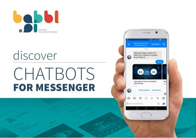 Babbl.ai - chatbots for Messenger
