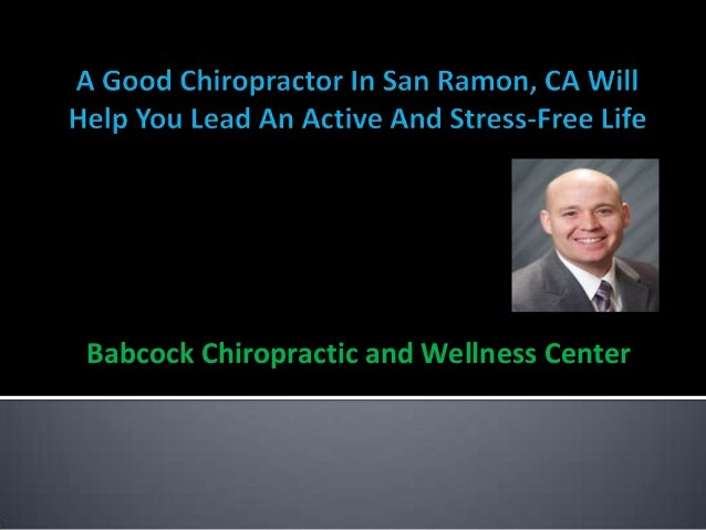 Babcock Chiropractic and Wellness Center