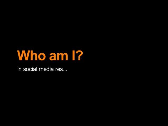 Ways to understand fans - social network analysis Slide 3