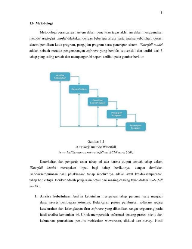 Judul Skripsi Sistem Pendukung Keputusan (SPK) Terbaru