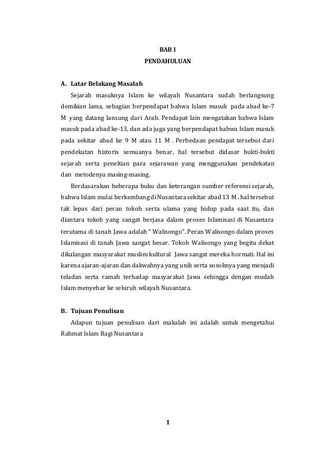 Rahmad Islam Bagi Nusantara