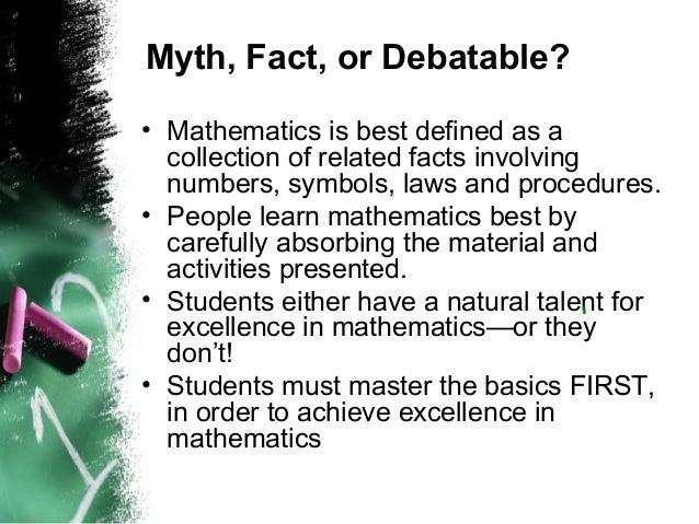 Uncovering the mathematics genius in your child