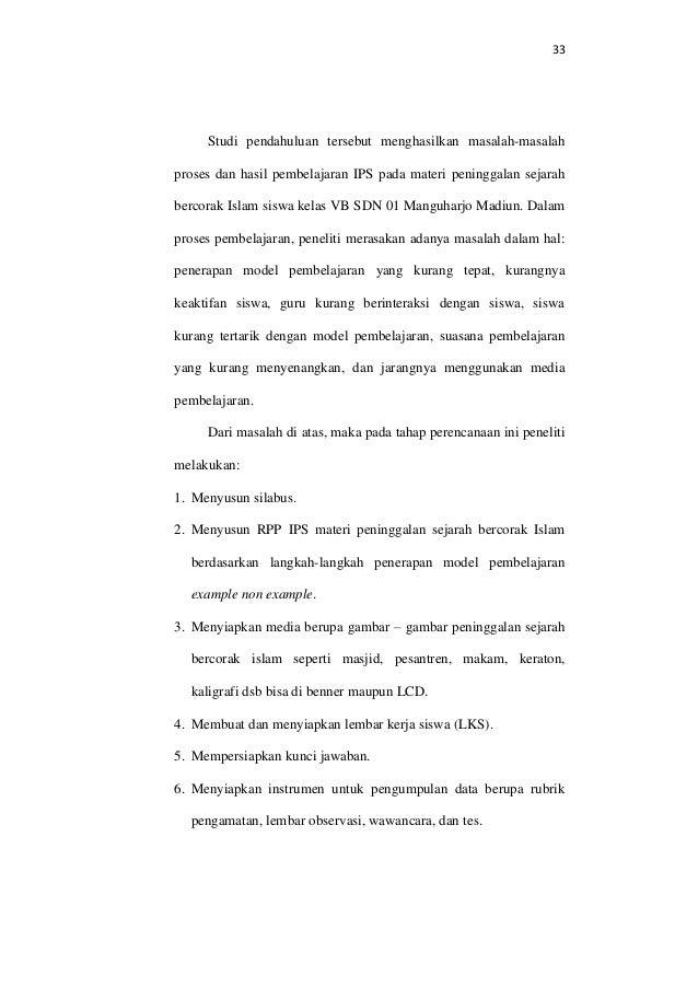 Bab 3 Proposal Ptk Wahyu Mariska J 08141197 Pgsd 7e