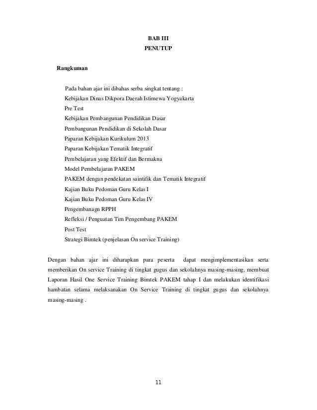 BAB III PENUTUP  Rangkuman  Pada bahan ajar ini dibahas serba singkat tentang : Kebijakan Dinas Dikpora Daerah Istimewa Yo...