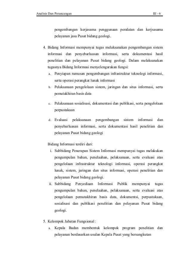 Contoh Skripsi Bab 3 Analisis Dan Perancangan Sistem Kumpulan Berbagai Skripsi