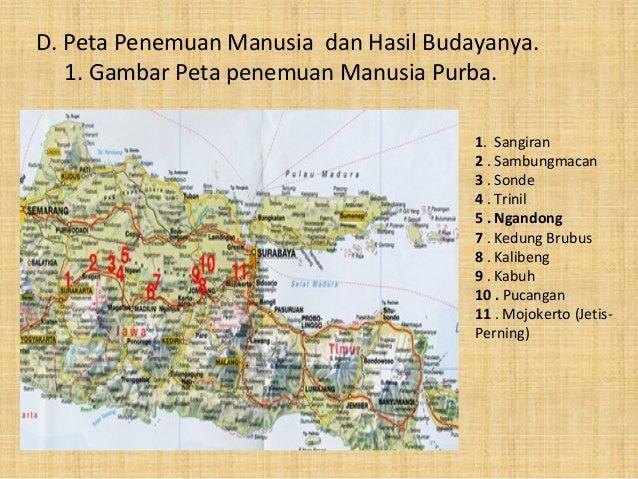 Bab Ii Kehidupan Awal Manusia Di Indonesia