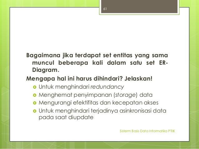 Sistem Basis Data model data relasional