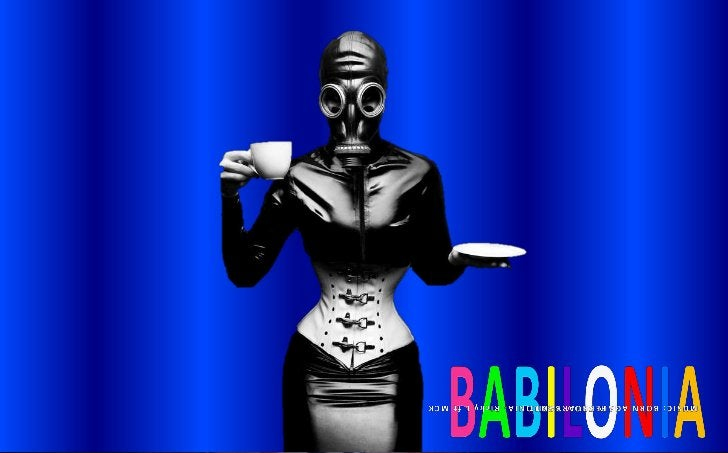 SHOW<br />by<br />DOINA<br />http://www.slideshare.net/doinapp<br />PRESENTS:<br />BABILONIA<br />ALL RIGHTS RESERVED  OVE...