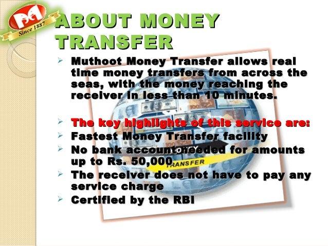 ppt on muthoot finance 12 638