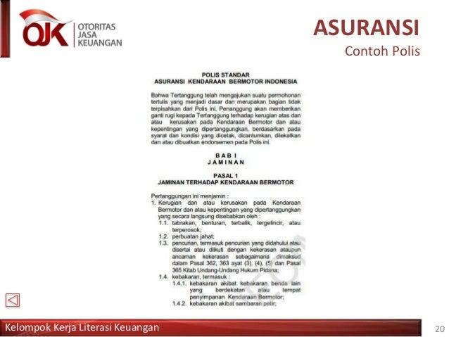 Presentasi Asuransi