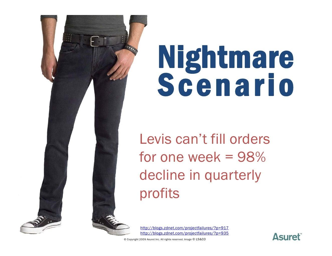 Nightmare Ni ht Scenario Levis