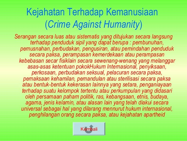 Bab hak asasi-manusia