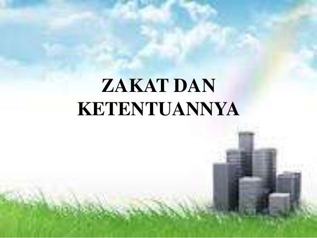 ppt zakat ppt zakat