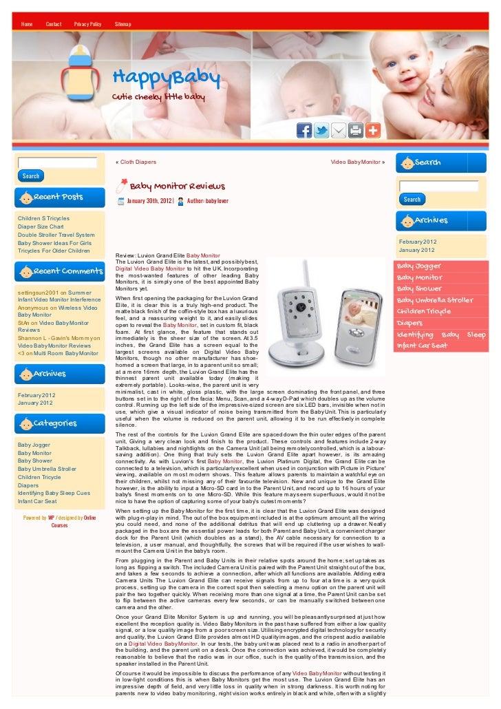 Baby Monitor Reviews.pdf