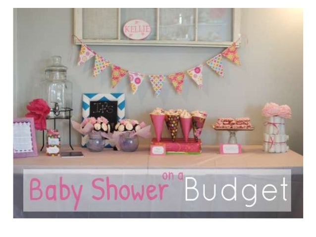 Baby Shower Idées Cadeaux ~ Baby shower planning tips