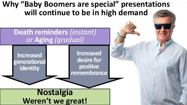 The Statistics & Psychology of Baby Boomer Lifetime ...