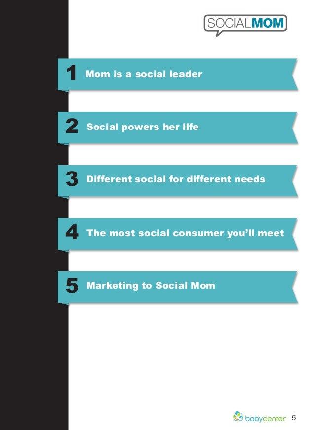 BabyCenter 2013 US Social Media Marketers Handbook