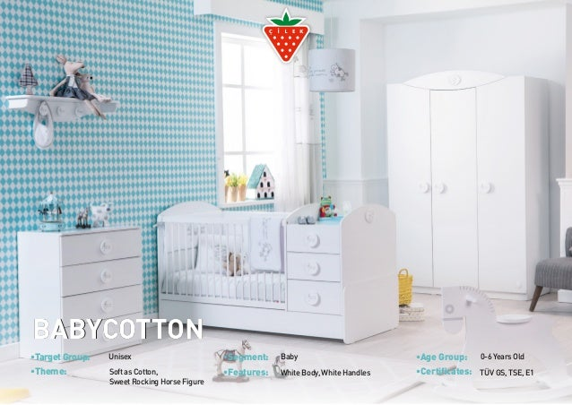 BABYCOTTON  •Target Group: Unisex •Segment: Baby •Age Group: 0-6 Years Old  •Theme: •Features: White Body, White Handles •...