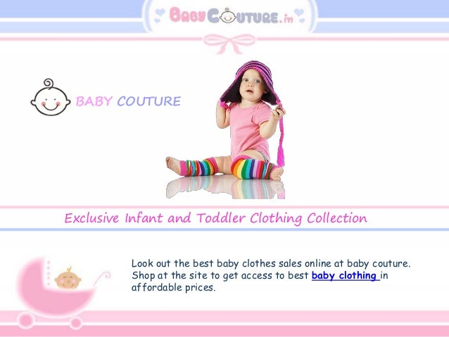 Buy baby clothes online in india